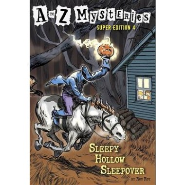 A To Z Mysteries Super Edition 4