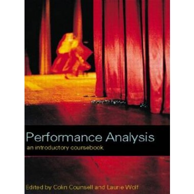 Performance Analysis :An Introductory Coursebook