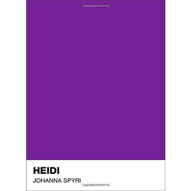 Heidi: Pantone Classic
