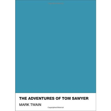 The Adventures Of Tom Sawyer: Pantone Classic