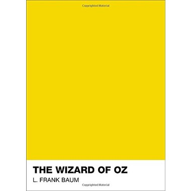 Wizard Of Oz, The: Pantone Classic