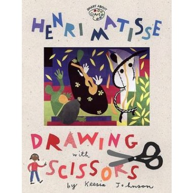 Henri Matisse:Drawing with Scissors (Om) :Drawing with Scissors