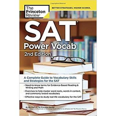 SAT POWER VOCAB 2E