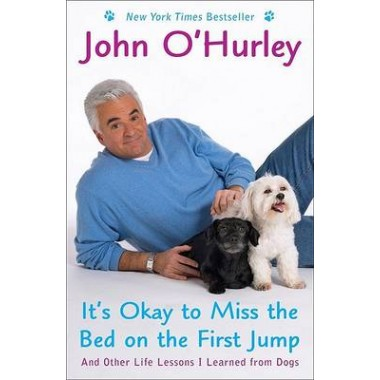 It's Okay to Miss the Bed on the First Jump :And Other Life Lessons I Learned from Dogs