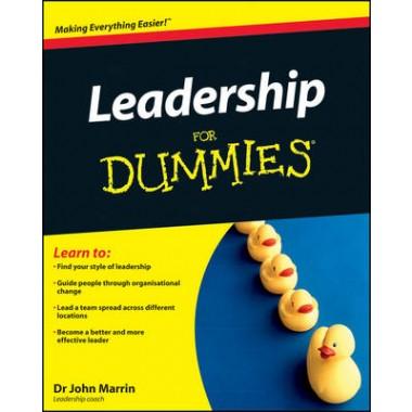 Leadership For Dummies