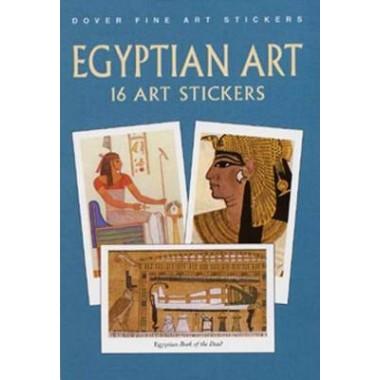 Egyptian Art :16 Art Stickers