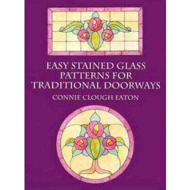 Easy Stained Glass Patterns for Tra