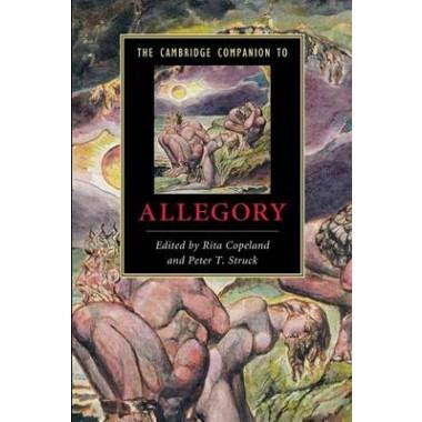 The Cambridge Companion to Allegory