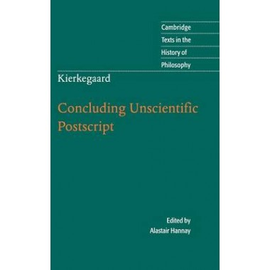 Kierkegaard: Concluding Unscientific Postscript