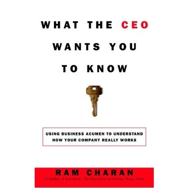 WHAT CEO WANTS U 2 KNOW (US REV)/T