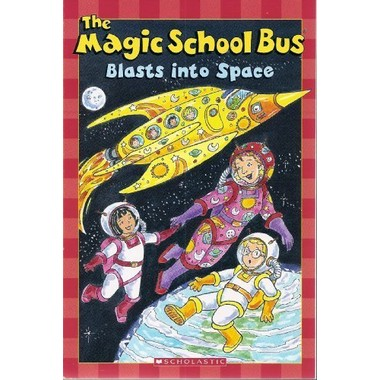 The Magic School Bus Blasts Into Space