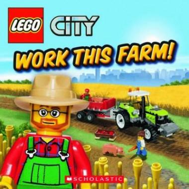 LEGO City: Work this Farm (8x8)