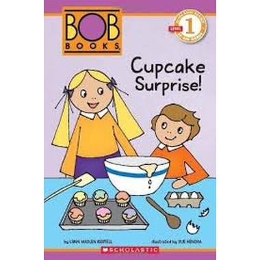 Cupcake Surprise!