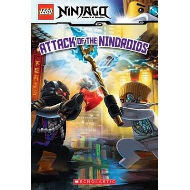 Attack of the Nindroids (Lego Ninjago: Reader)