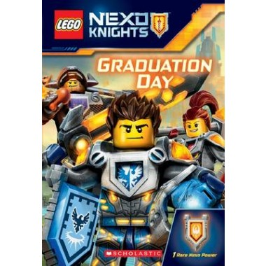 Lego Nexo Knights: #1 Graduation Day Chapter Book
