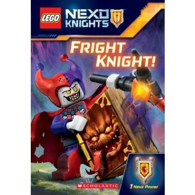 Lego Nexo Knights: #2 Fright Knight Chapter Book