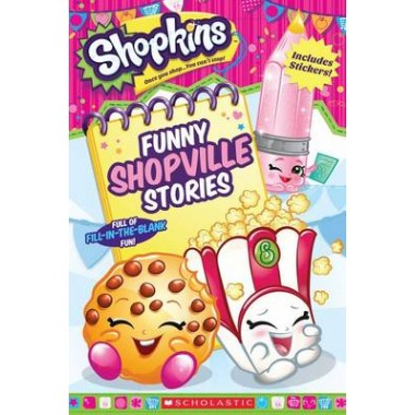Shopkins: Funny Shopville Stories