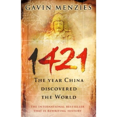 1421 :The Year China Discovered The World