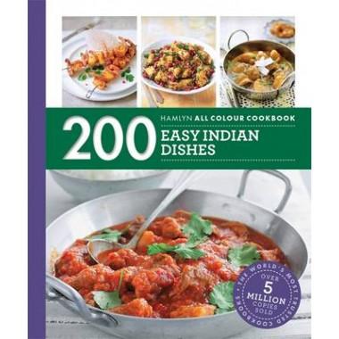 Hamlyn All Colour Cookery: 200 Easy Indian Dishes :Hamlyn All Colour Cookbook