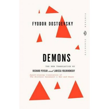The Demons :A Novel in Three Parts