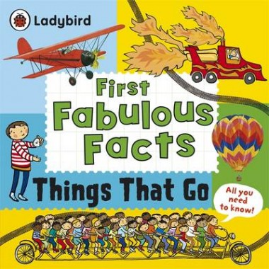 FIRST FABULOUS FACTS: THINGS