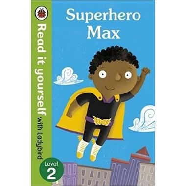 RIY LB L2: SUPERHERO MAX