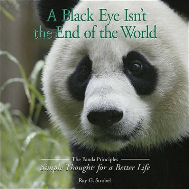 A Black Eye Isn't the End of the World :The Panda Principles Simple Thoughts for a Better Life