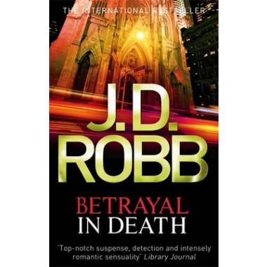 Betrayal In Death :12