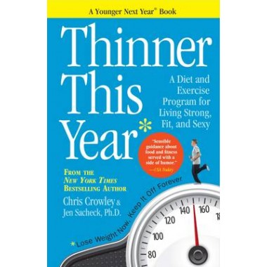 Thinner This Year :A Younger Next Year Book