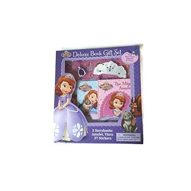 DELUXE BOOK GIFT SOFIA THE FIRST