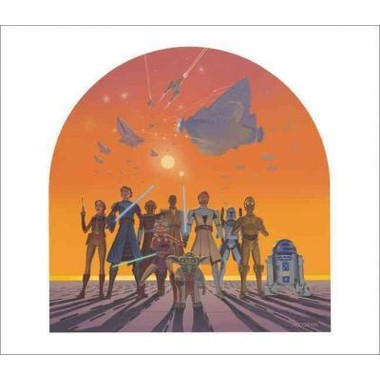 The Art of Star Wars :The Clone Wars