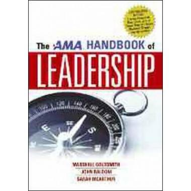 The AMA Handbook of Leadership
