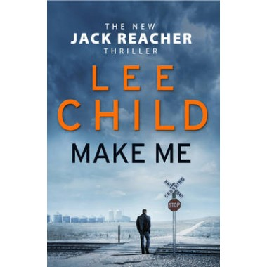 Make Me :(Jack Reacher 20)