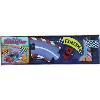 TRACK PUZZLE RACING CAR