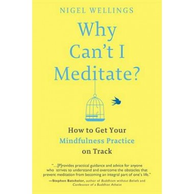 Why Can't I Meditate? :How to Get Your Mindfulness Practice on Track