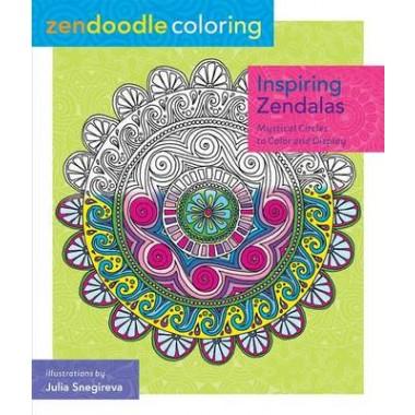 Inspiring Zendalas :Zendoodle Coloring