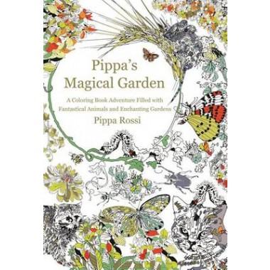 PIPPA'S MAGICAL GARDEN /T
