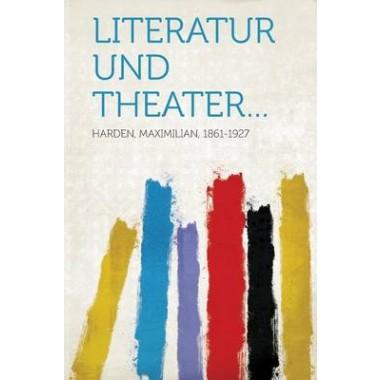 Literatur Und Theater...