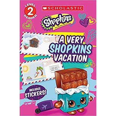 A Very Shopkins Vacation (Shopkins)