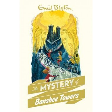MysteryOf BANSHEE TOWERS reissue