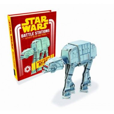 Star Wars: Battle Stations :Activity Book and Model