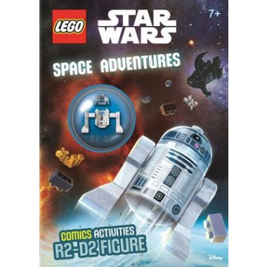 LEGO (R) Star Wars: Space Adventures (Activity Book with R2-D2 Minifigure)