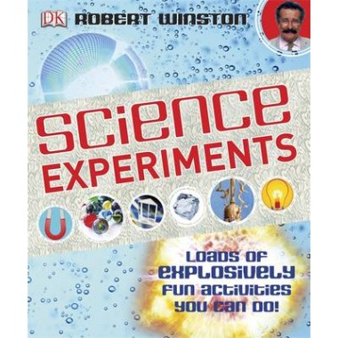 Science Experiments :Loads of Explosively Fun Activities to do!