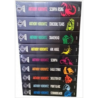Alex Rider Complete Slipcase