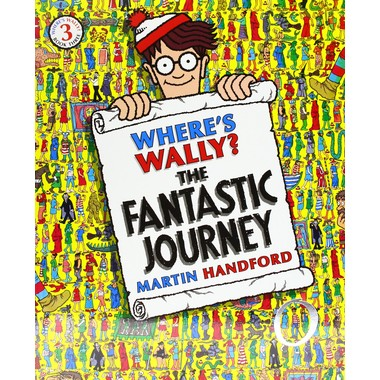 WHERE'S WALLY FANTASTIC JOURNEY