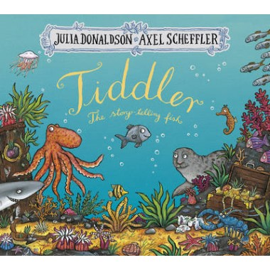 Tiddler :The Story-Telling Fish