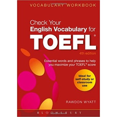 CHECK YOUR ENGLISH VOCAB TOEFL