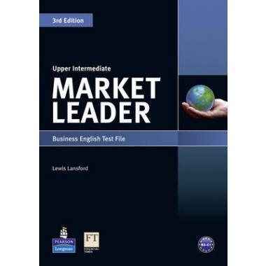 Books of elt learning material coursework language books market leader 3rd edition upper intermediate test file fandeluxe Image collections