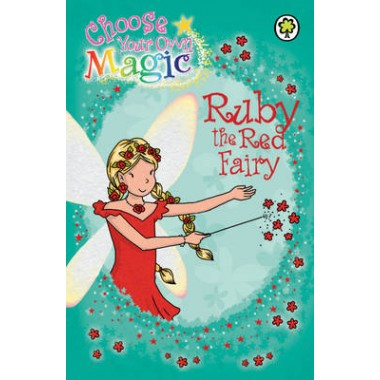 Rainbow Magic: Ruby the Red Fairy :Choose Your Own Magic