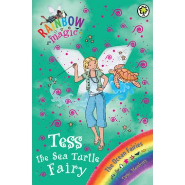 Tess the Sea Turtle Fairy :The Ocean Fairies :Book 4